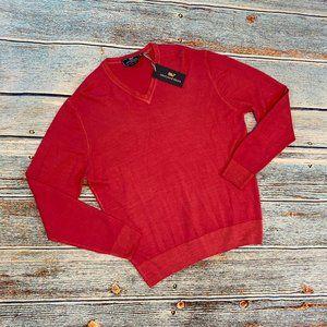 NEW Vineyard Vines Greenwich Merino Wool Sweater M